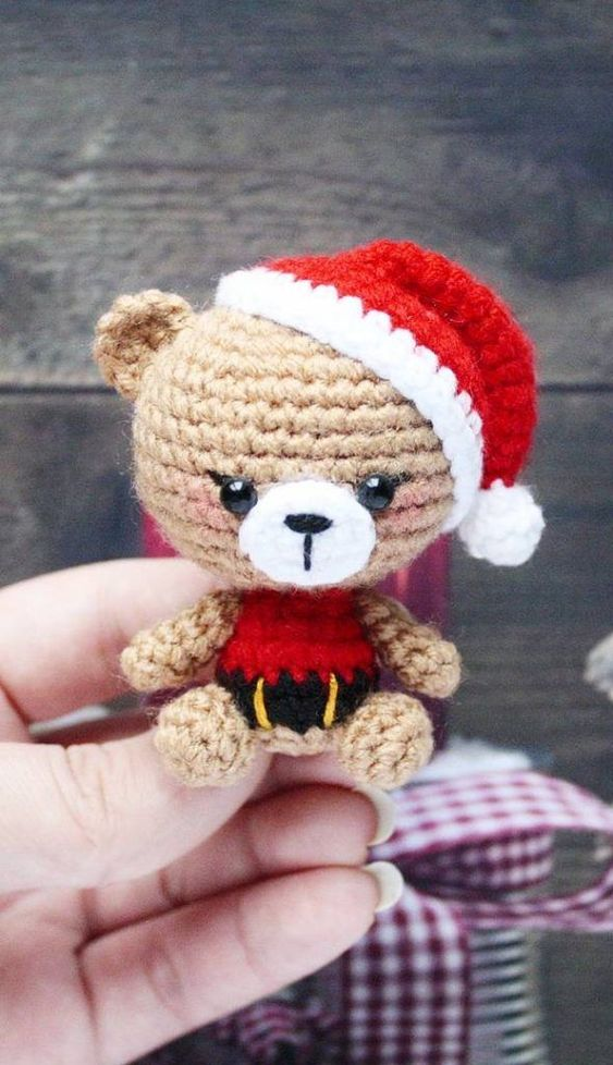 Village Pain d'Epices Noël tuto crochet amigurumi | 978x563