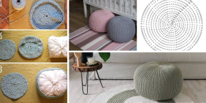 Comment Faire un Pouf au Crochet