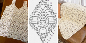 Comment Réaliser le Point D'ananas au Crochet