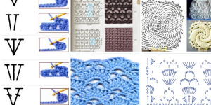25+ Points de Crochet