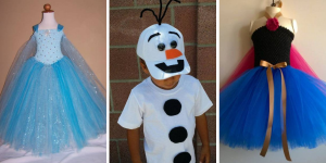 Tuto Costumes La Reeine des Neiges ( Frozen)