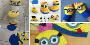 Inspiration Minion au Croche