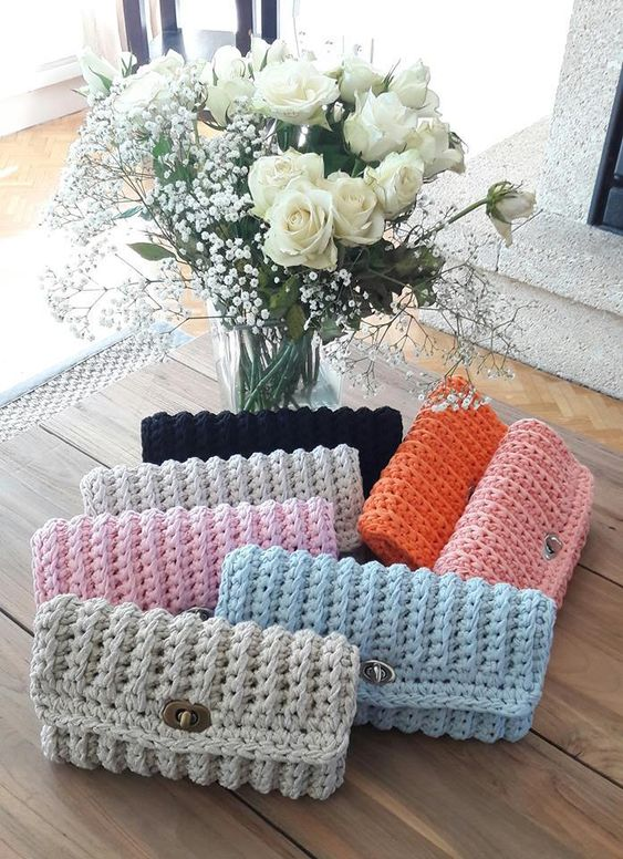 Comment Crochet Clutch